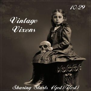 Jewelry - THURSDAY 10/29 Vintage Vixens Sign Up Sheet